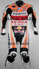 Honda Repsol MotoGP 2016 Motorbike Racing Leather Suit