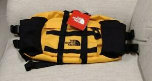 The North Face Mountain Biker Lumber Pack Yellow Black 6L [New unused item]