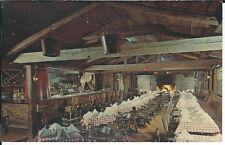 AZ-018 - Sugar House Grill, Hotel Vermont, Burlington, 1950's Chrome Postcard