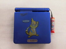 A433 Nintendo Gameboy Advance SP console Azurite Blue Japan GBA