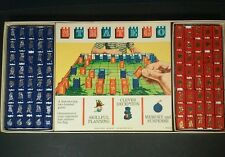 Vintage 1962 STRATEGO War Strategy Board Game Family Classic 100% Complete