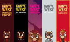"""MX03062 Kanye West - American Hip Hop Singer Star 23""""x14"""" Poster"""
