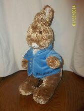 The Original Peter Rabbit By Beatrix Potter 2007 Plush