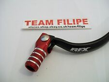 Honda CRF250 L M Rally Adventure RFX Cold Forged Gear Lever Pedal Red & Black