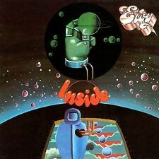 Eloy CD Inside - 1973 Krautrock Prog Psych - German Import