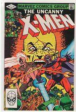 Uncanny X-men #161 Chris Claremont Magneto 9.4