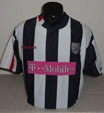 West Bromwich Albion / 2004-2005 Home - DIADORA - vintage MENS Shirt / Jersey. L