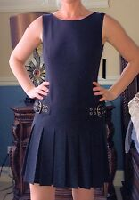 laundry by shelli segal dress. Nwt.  Size 4.  Black.  Sweet And Sassy!