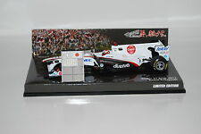 SAUBER F1 Team 2011 KOBAYASHI SUZUKA Black Box SOLD ONLY JapanGP TRUCK SIDE