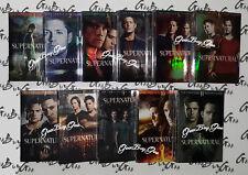 SUPERNATURAL Complete Series 1-11 ☆ 1,2,3,4,5,6,7,8,9,10 & 11 DVD Factory Sealed