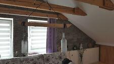 Handgefertigte Deckenlampen & Kronleuchter aus Holz
