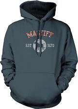 Mastiff Est 1570 Dog Lovers Pure Bred Puppy Canine Cute Breed Mens Sweatshirt