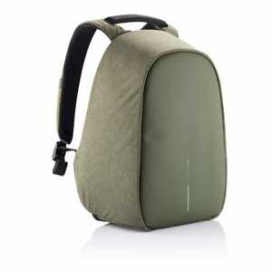 XD Design Bobby Hero Regular Anti Theft Travel Laptop Backpack w/USB Port, Green