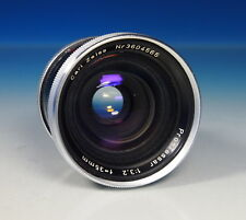 Carl Zeiss Pro-Tessar 3.5/35mm für Contaflex - (200698)