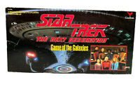 Vintage Star Trek The Next Generation Game Of The Galaxies - EUC - COMPLETE