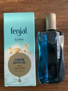Fenjal Classic Creme Bath Oil 125ml With Free Gift