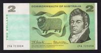 R-81SF. (1966) 2 Dollar - Coombs/Wilson. STAR Note. 1st Prefix ZFA.. aU-UNC