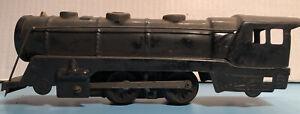 Marx Locomotive Steam Engine RR train vintage train car railroad antique RARE