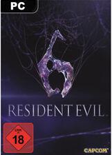 Resident Evil 6 - STEAM RE 6 DE/EU [UNCUT] PC Code CD Digital Download Key