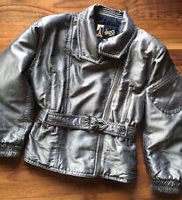 SKEA Women's Ski Snow Winter Insulated Jacket Faux Fur Shiny Sage Size 8 USA