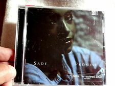 SADE~PROMISE~SEALED~REMASTERD 2000~NOT A CUT OUT~~ SOUL CD