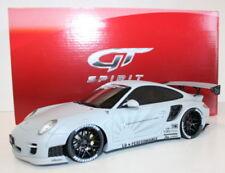 Artículos de automodelismo y aeromodelismo color principal gris de resina Porsche