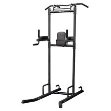 Iron Gym Power Tower Pull Up Bar Chin Dip Dipping VKR Fitness Workout Station