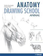 Anatomy Drawing School: Animals, , Fehér, György, Szunyoghy, Andràs, Very Good,