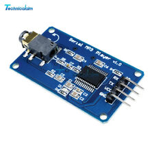 UART Control YX5300 Serial MP3 Music Player Module for Arduino AVR ARM  PIC