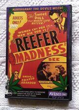 Reefer Madness (DVD, 2002) REGION- ALL, LIKE NEW, FREE POST IN AUSTRALIA