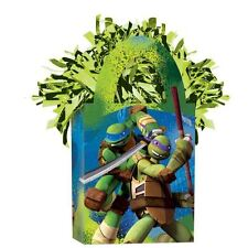 adolescent Mutant Ninja Tortue fourre-tout ballon poids VERT ALUMINIUM À HÉLIUM