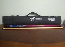 Vintage 1998 WWF Sable World Wrestling Federation Pool Stick Billiards Cue, Case