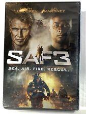 SAF3 - Dolph Lundgren (DVD) LIKE NEW rescue action