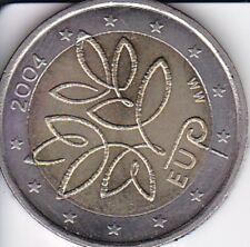 2 euros commemorative finlande 2004 UNC