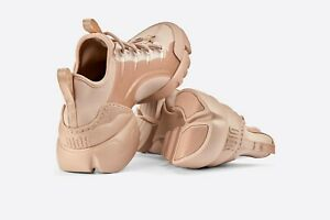 Dior d-connect Womens Shoes Sneakers Size 39 EU New