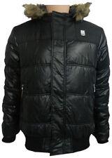 Crosshatch Fur Hooded Coats & Jackets for Men