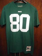 Mitchell & Ness Green Bay Packers Donald Driver Jersey T Shirt Men's Size Medium