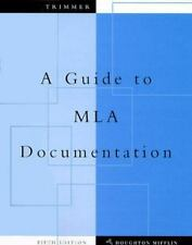 A Guide to MLA Documentation: With an Appendix on APA Style (English Essentials