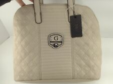 Women's GUESS Large Beige Mica DOVE Purse - $100 MSRP - 20% off