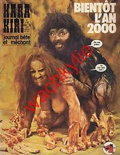 Hara Kiri n°150 du 03/1974 Choron Cabu prètre