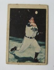 Bob Feller Baseball Card- 1952 Berk Ross- Hit Parade Of Champions