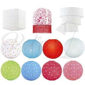 Reispapierleuchte Reispapierlampe Papierlampe Pendelleuchte Hängeleuchte