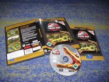 Jurassic Park Operation Genesis PC DEUTSCHE VERSION selten und rar mit Handbuch