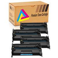 4PK Compatible CF226A 26A For HP Toner Cartridge LaserJet Pro MFP M426fdw M402d
