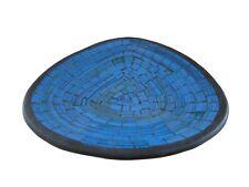 Schaal mozaiek driehoek 35cm