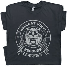 Vinyl Record Store T Shirt Player Dj Turntable Vintage Technics Rock Men Womens