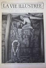 JOURNAL LA VIE ILLUSTREE N° 209 de 1902 GREVE GENERAL et LE TRAVAILS DES MINEURS