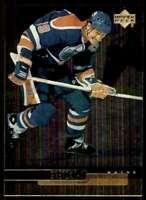 1999-00 Upper Deck Gold Reserve Wayne Gretzky #134