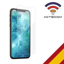 """ACTECOM® CRISTAL TEMPLADO PARA IPHONE XS 5,8"""" 2.5D 9H PROTECTOR PANTALLA GLASS"""