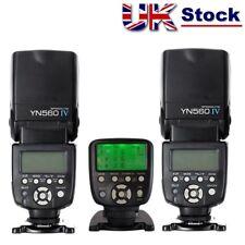 Yongnuo YN560-TX II Wireless Controller fr Nikon + YN-560 IV Flash Speedlite Kit